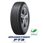 3月より順次発売 ダンロップ「GRANDTREK PT3」安定性の高いSUV用タイヤ