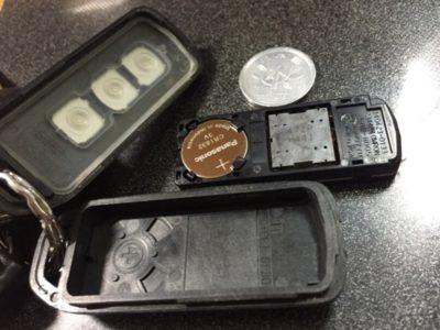 n box スマート キー 電池 交換