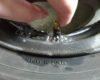 とても重要な部品『エアバルブ』 タイヤ交換の際はココも注目してあげてください
