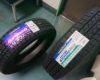 グッドイヤーの新商品『ICE NAVI 8』『VECTOR 4SEASONS CARGO』の実物を見せてもらいました